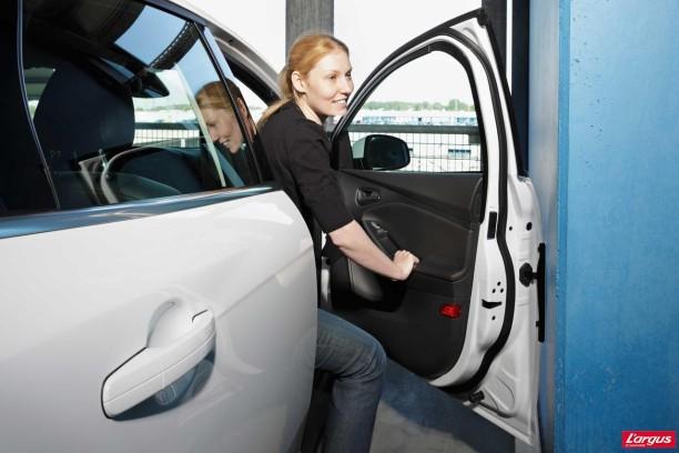 Ford Prot 232 Ge Les Portes Contre Les Bosses Et Les Rayures