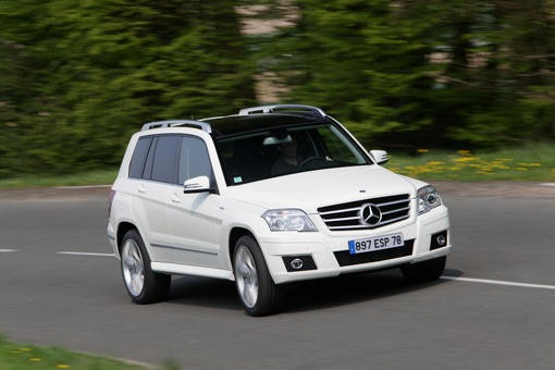mercedes glk 220 cdi plus sobre et moins cher l 39 argus. Black Bedroom Furniture Sets. Home Design Ideas