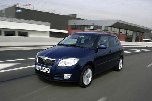 skoda fabia ii un achat sans soucis l 39 argus. Black Bedroom Furniture Sets. Home Design Ideas