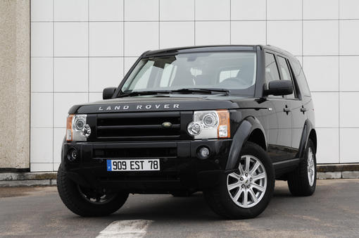 land rover discovery 3 un baroudeur tr s civilis l 39 argus. Black Bedroom Furniture Sets. Home Design Ideas