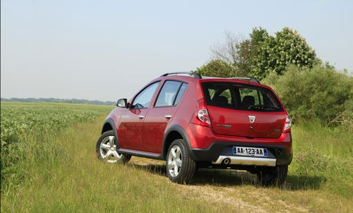 dacia sandero stepway le look avant tout photo 2 l 39 argus. Black Bedroom Furniture Sets. Home Design Ideas