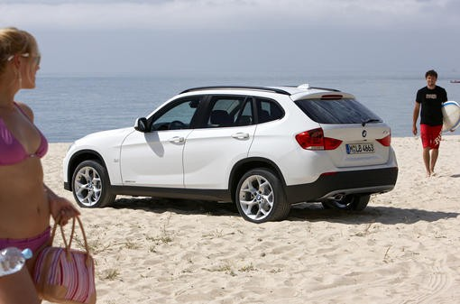 bmw x1 premier de cord e photo 1 l 39 argus. Black Bedroom Furniture Sets. Home Design Ideas