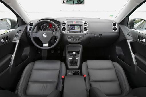 bmw x3 18d volkswagen tiguan carat 2 0 tdi 4 x 4 le x3 passe la vi photo 5 l 39 argus. Black Bedroom Furniture Sets. Home Design Ideas