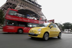 Fiat 500 C 1.4 16v Lounge : une vraie starlette.