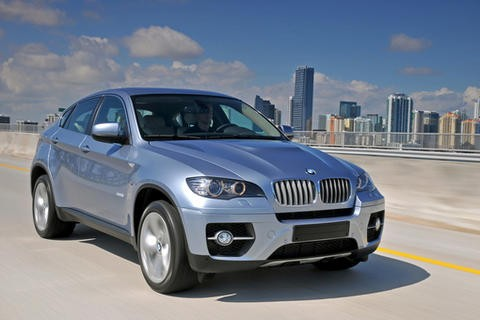 bmw x6 activehybrid hybride de course l 39 argus. Black Bedroom Furniture Sets. Home Design Ideas