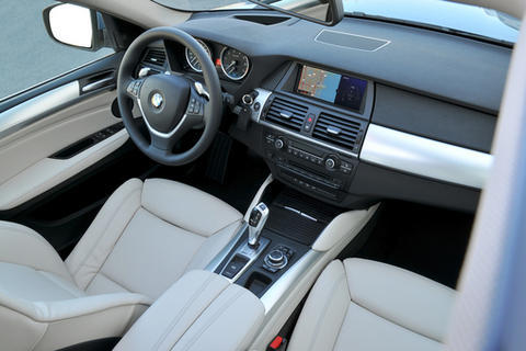 bmw x6 activehybrid hybride de course photo 4 l 39 argus. Black Bedroom Furniture Sets. Home Design Ideas