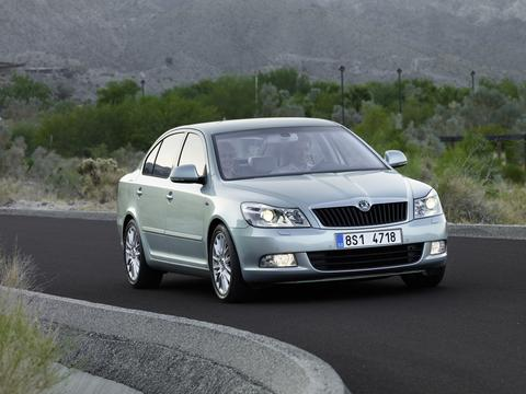 la skoda octavia moins ch re en 2010 photo 1 l 39 argus. Black Bedroom Furniture Sets. Home Design Ideas