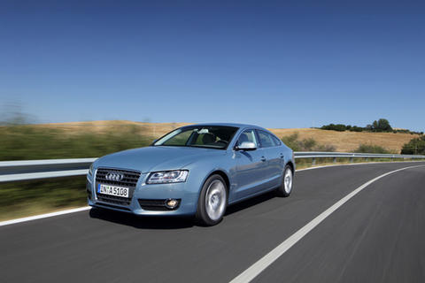 audi a5 sportback 2 0 tdi 170 photo 1 l 39 argus. Black Bedroom Furniture Sets. Home Design Ideas