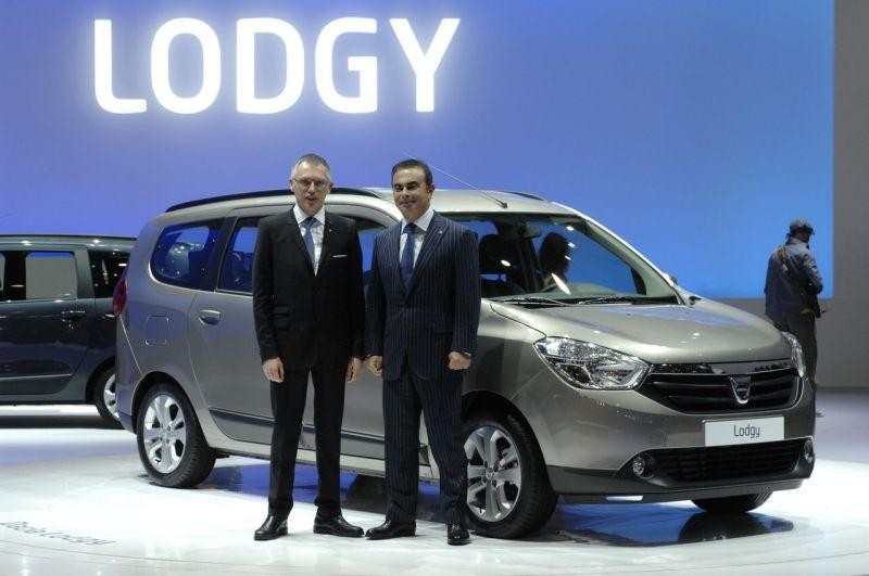 dacia lodgy 7 places pour 9 900 euros photo 2 l 39 argus. Black Bedroom Furniture Sets. Home Design Ideas