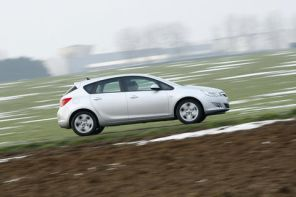 Nouvelle Opel Astra 1.7 CDTI 110