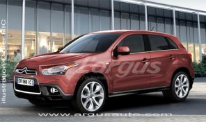 C-Escape : Citroën veut son 3008