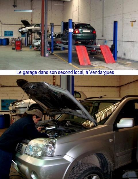 Herv malige fondateur du garage au f minin photo 4 l for Cote argus reprise garage