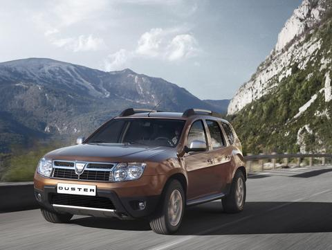 dacia duster un suv au prix d 39 une clio photo 3 l 39 argus. Black Bedroom Furniture Sets. Home Design Ideas