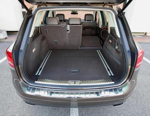 volkswagen touareg 3 0 tdi sur la bonne route photo 6 l 39 argus. Black Bedroom Furniture Sets. Home Design Ideas