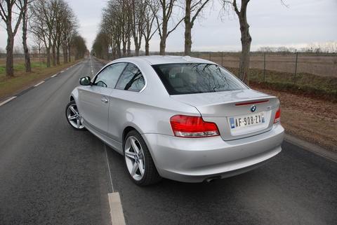 BMW 118d Coupé Admis dans la gamme L'argus