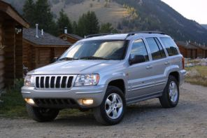 Jeep Cherokee, Grand Cherokee et Dodge Nitro au garage