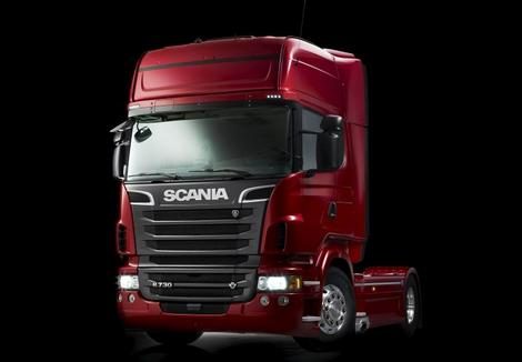 scania a de nouveau le camion le plus puissant du monde l 39 argus. Black Bedroom Furniture Sets. Home Design Ideas