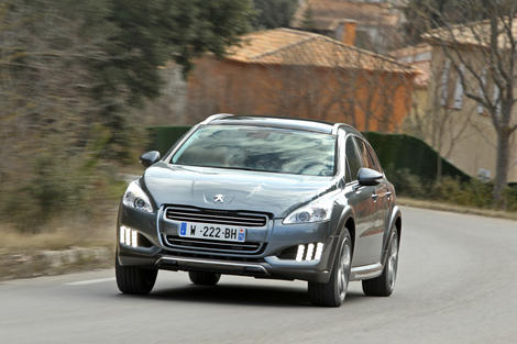 photo la peugeot 508 lue v hicule avis de l 39 ann e 2012 l 39 argus pro. Black Bedroom Furniture Sets. Home Design Ideas