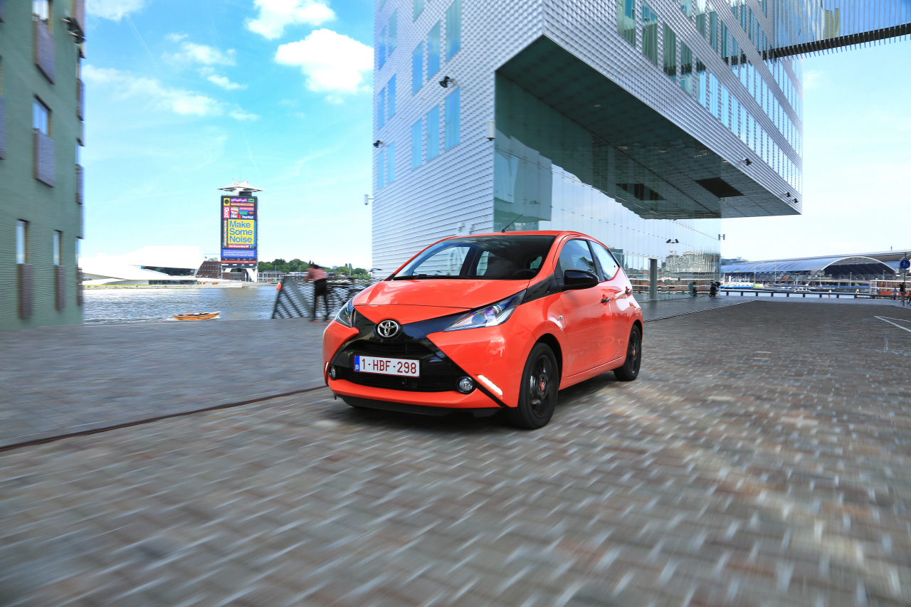 top 20 des voitures les moins ch res du march 19 toyota aygo l 39 argus. Black Bedroom Furniture Sets. Home Design Ideas
