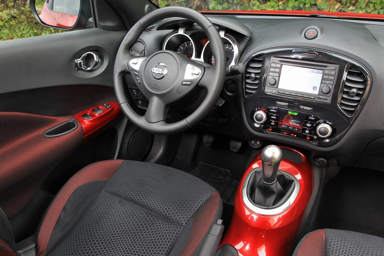 Nissan juke 1.6 : La version à éviter ? - Photo #10 - L'argus