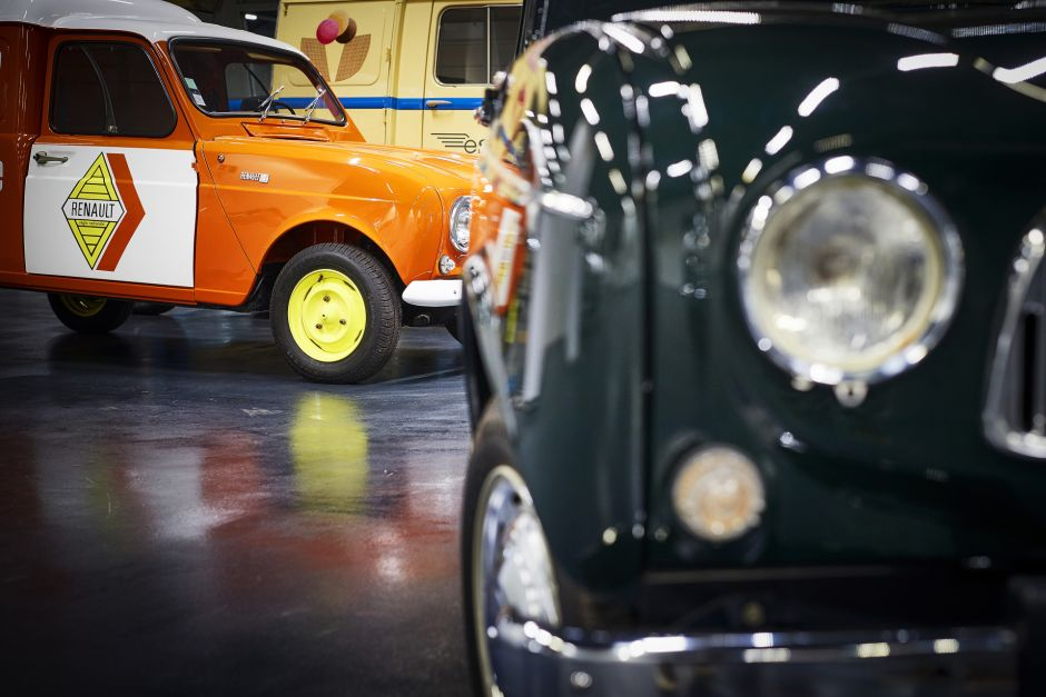 120 Ans De Renault Les Modles Mythiques En Images Seconde Partie