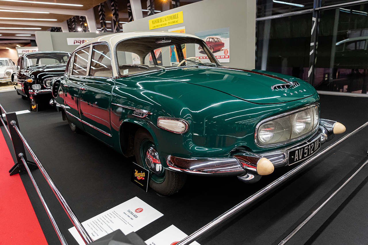 Top 50 Des Voitures Les Plus Moches D Hier Et D Aujourd Hui 1975 Tatra 603 L Argus