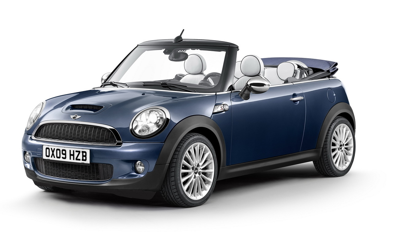 Mini Cabriolet 1994 2015 Les Quatre G 233 N 233 Rations En