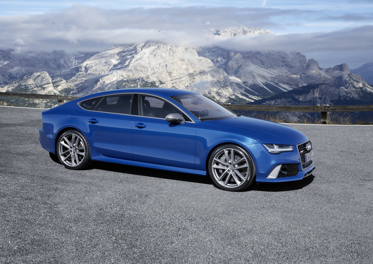 audi rs7 sportback performance 605 ch sous le capot photo 3 l 39 argus. Black Bedroom Furniture Sets. Home Design Ideas