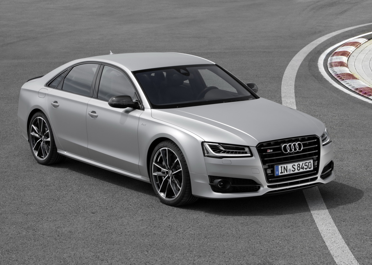 audi s8 plus 2015 plus de 600 ch dans la limousine audi l 39 argus. Black Bedroom Furniture Sets. Home Design Ideas