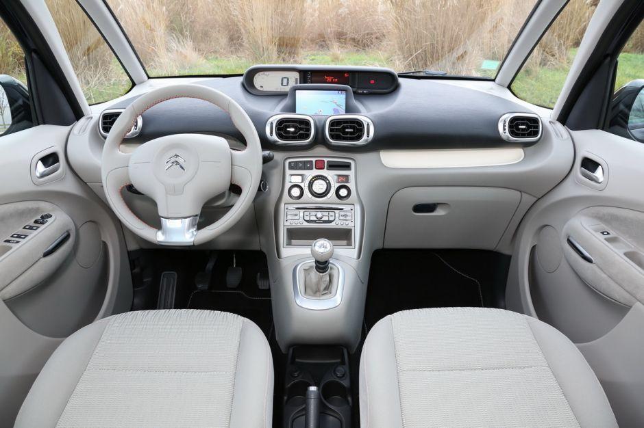C3 Picasso : prix et gamme du Citroën C3 Picasso 2015 ...