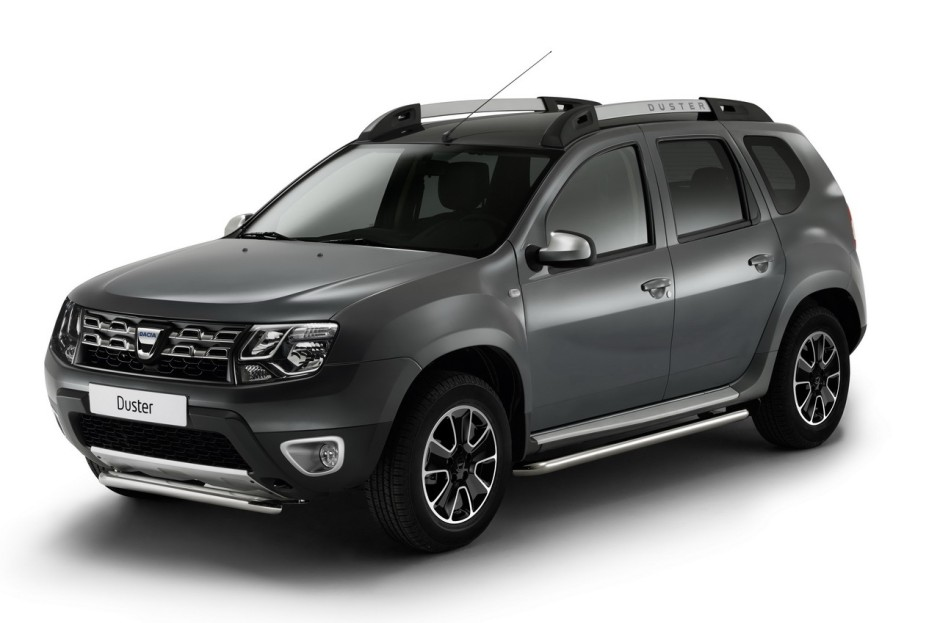 dacia duster steel nouvelle s rie sp ciale pour le duster 2016 photo 2 l 39 argus. Black Bedroom Furniture Sets. Home Design Ideas