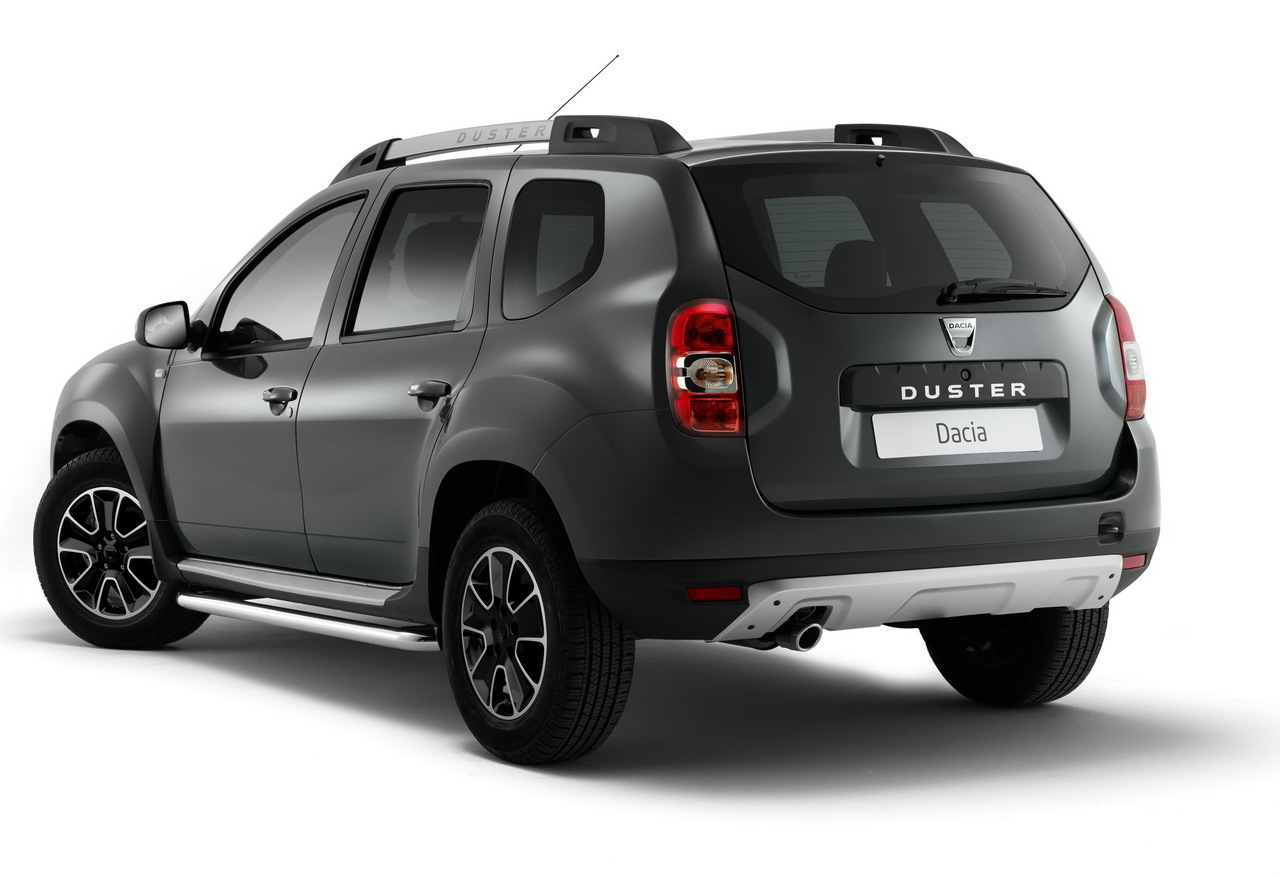 dacia duster steel nouvelle s rie sp ciale pour le duster 2016 photo 3 l 39 argus. Black Bedroom Furniture Sets. Home Design Ideas