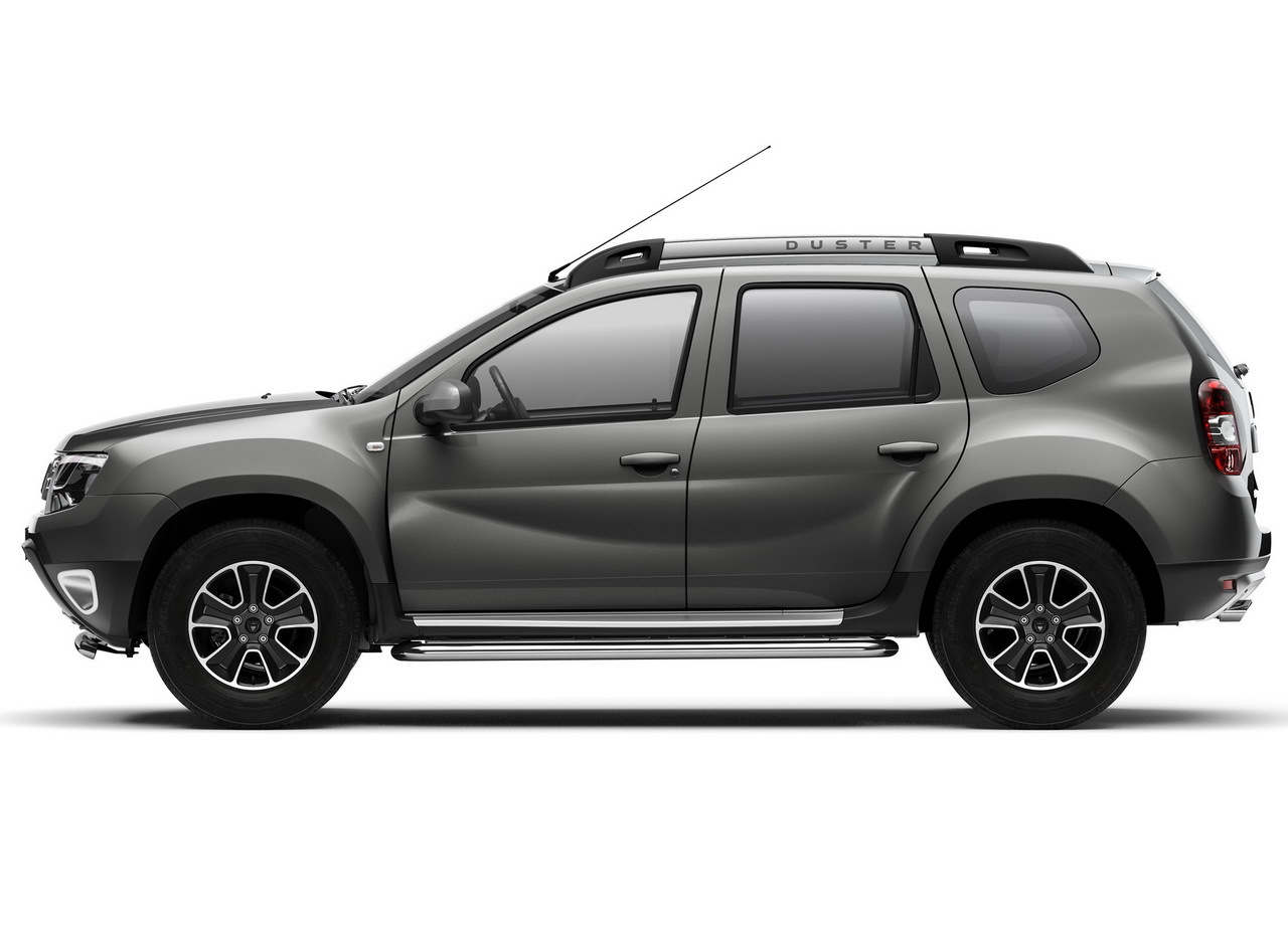 dacia duster steel nouvelle s rie sp ciale pour le. Black Bedroom Furniture Sets. Home Design Ideas