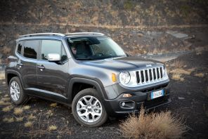 jeep renegade gris