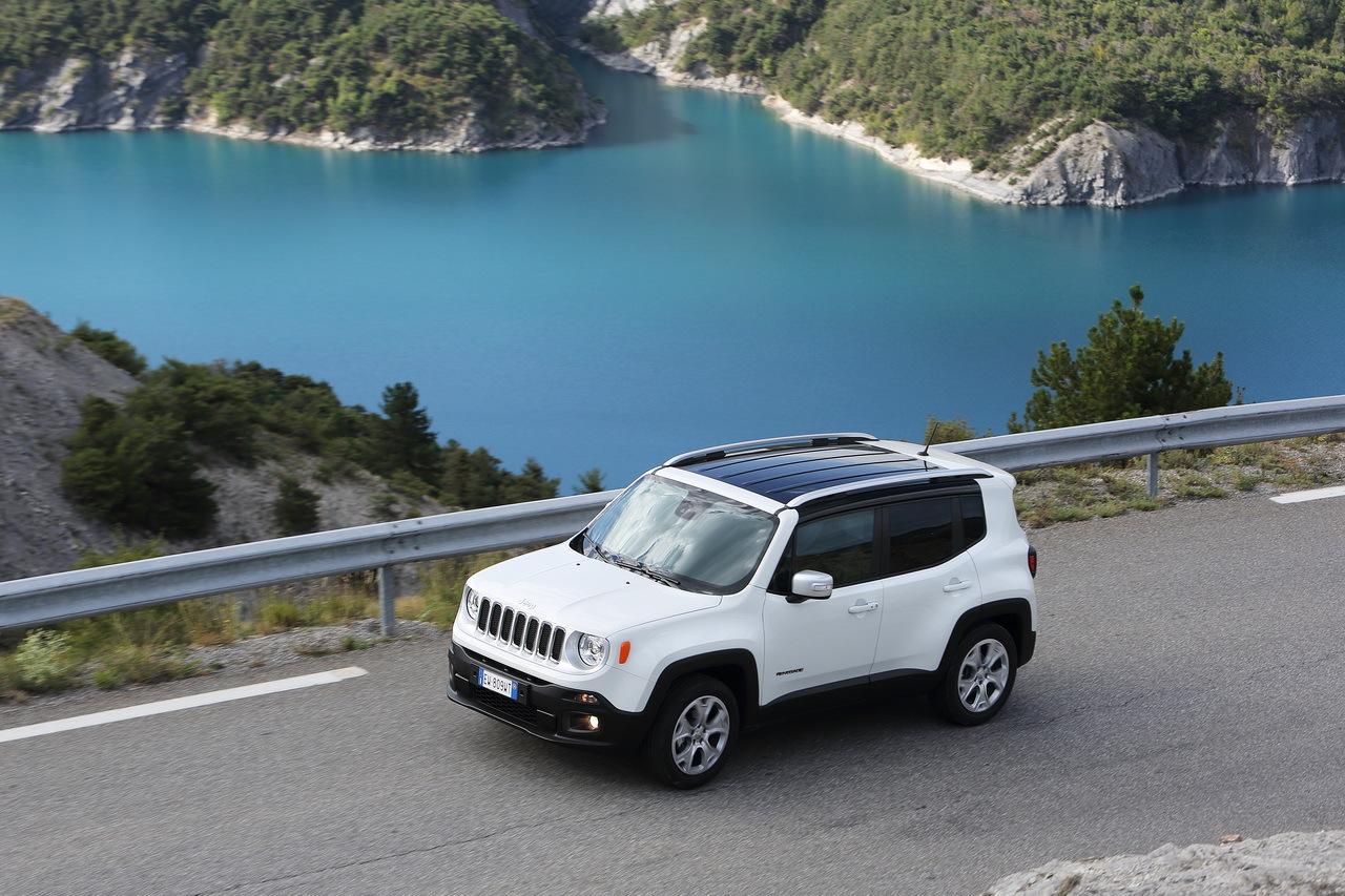 essai jeep renegade multiair 140 une bonne bo te double embrayage photo 9 l 39 argus. Black Bedroom Furniture Sets. Home Design Ideas