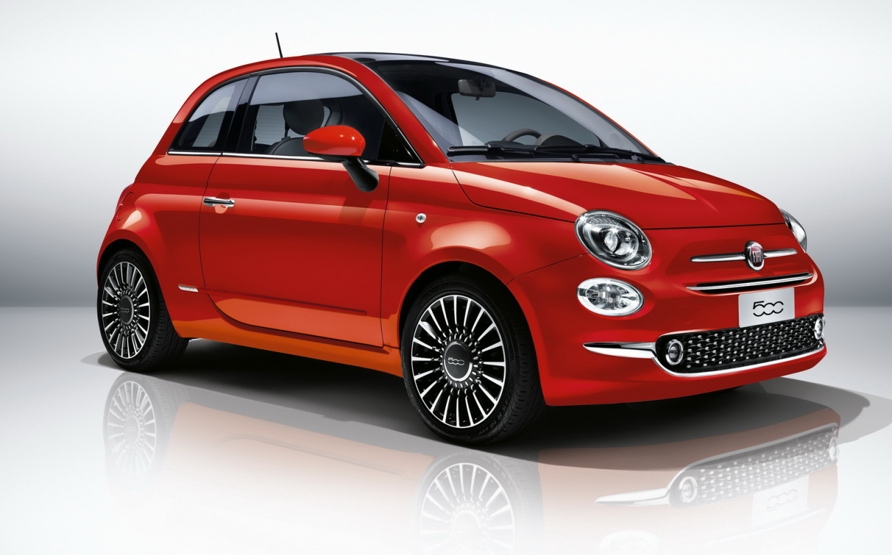 fiat 500 2015 les photos officielles de la nouvelle 500 photo 6 l 39 argus. Black Bedroom Furniture Sets. Home Design Ideas