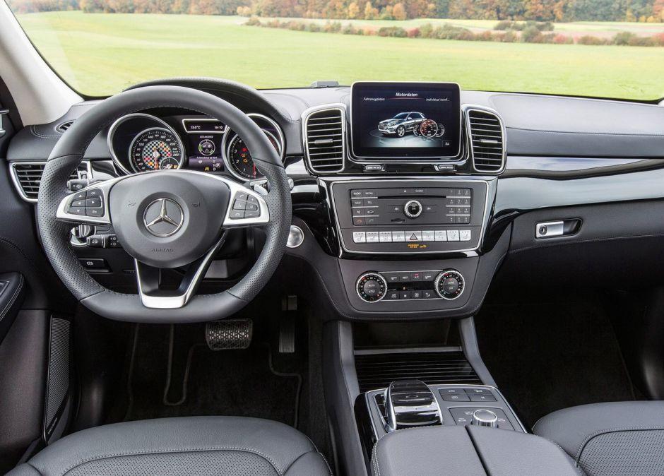 Mercedes Gle Amg 2015 367 Ch Pour Le Gle 450 Amg Sport Photo 4