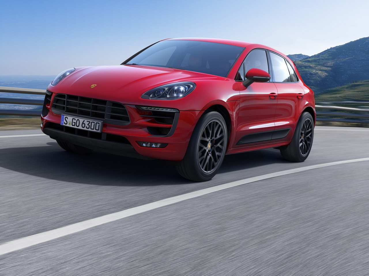 porsche macan gts 2015 prix et photos du plus sportifs des macan photo 8 l 39 argus. Black Bedroom Furniture Sets. Home Design Ideas