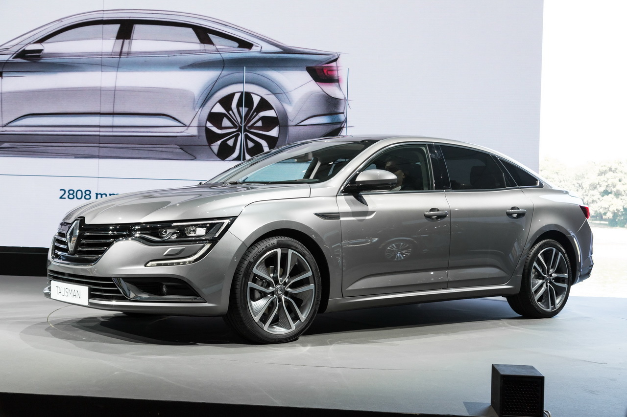 en direct pr sentation de la renault talisman la nouvelle laguna photo 20 l 39 argus. Black Bedroom Furniture Sets. Home Design Ideas