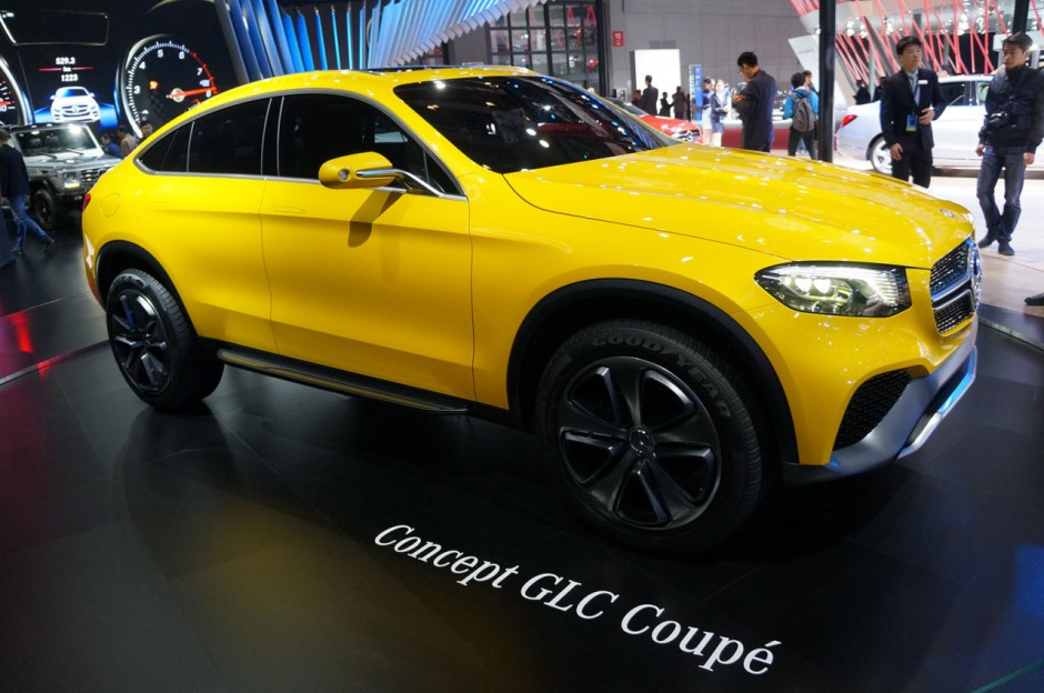 mercedes glc coup 2016 du concept la s rie photo 3 l 39 argus. Black Bedroom Furniture Sets. Home Design Ideas