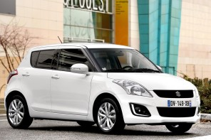 suzuki swift casual edition blanche