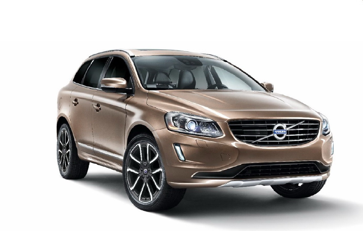 volvo xc60 p rfekt edition s rie limit e 120 exemplaires l 39 argus. Black Bedroom Furniture Sets. Home Design Ideas