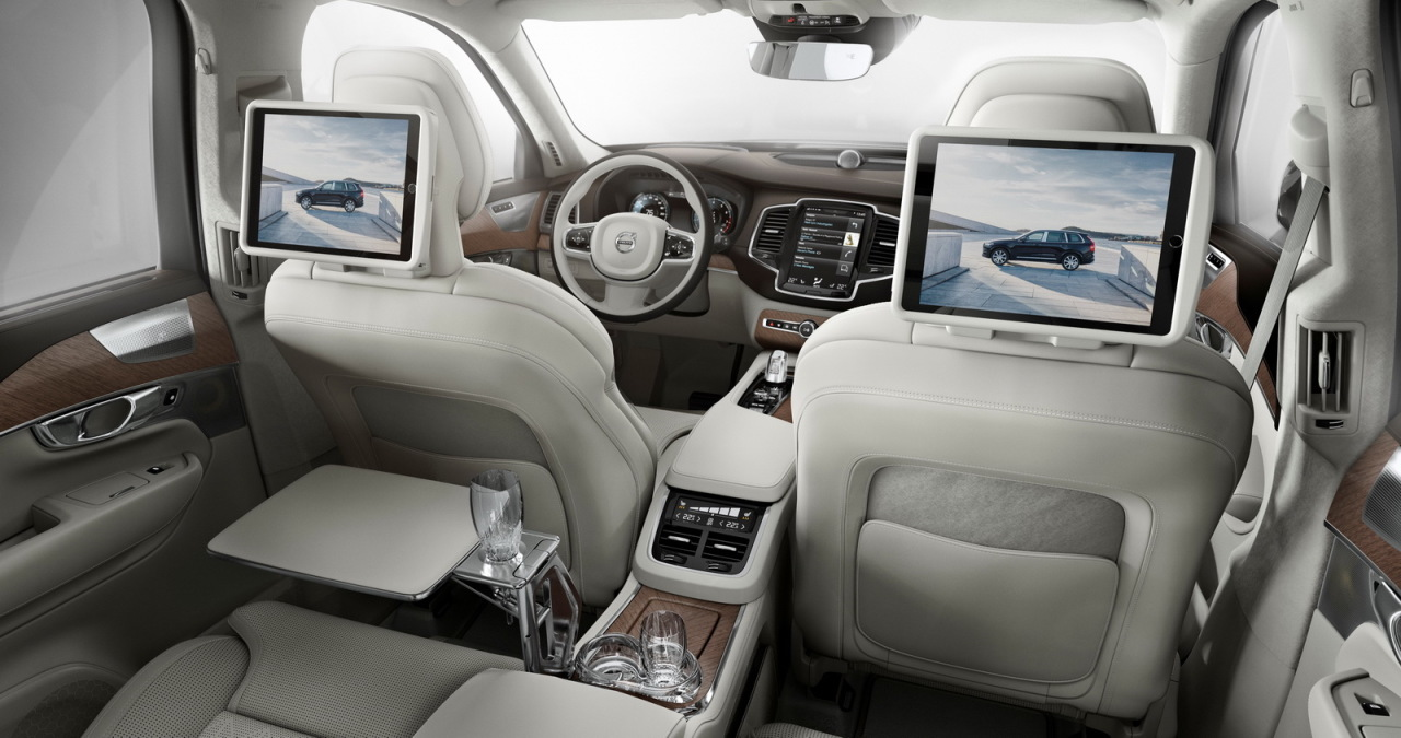 prix volvo xc90 excellence plus de 120 000 euros photo 8 l 39 argus. Black Bedroom Furniture Sets. Home Design Ideas