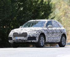 Audi Q5 (2016) - Prototype