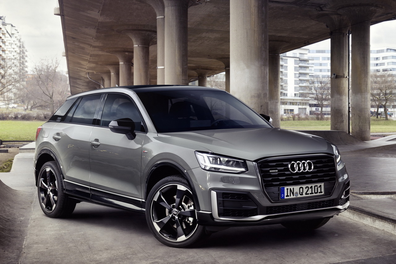 audi q2 launch edition les prix de la s rie sp ciale du nouveau q2 photo 2 l 39 argus. Black Bedroom Furniture Sets. Home Design Ideas