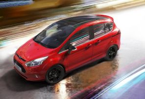 Ford B-Max Color Edition rouge