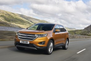 avant ford edge orange 2016