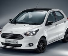 Ford Ka+ Black & White Editions