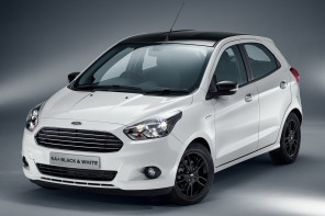 Ford Ka+ Black & White Editions