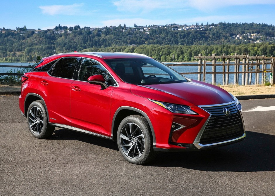 lexus rx 2015 les prix du nouveau rx 450h d voil s photo 6 l 39 argus. Black Bedroom Furniture Sets. Home Design Ideas